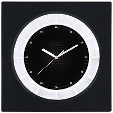 customized square wall clock custom