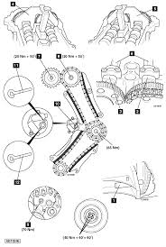 Yamaha timing belt tensioner how to replace timing chain on bmw 525d e60 e61 2004 2007 yamaha timing belt tensioner e61 engine diagram
