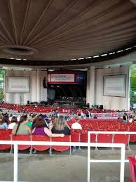 Pnc Bank Arts Center Seating Chart With Rows Pnc Bank Arts Center Section 402 Row H Seat 118