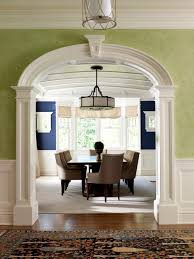 New Canaan Shingle Style  Traditional  Dining Room  New York Arch Design For Home