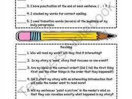 essay revision essay revision checklist middle school essay revision checklist essay revision