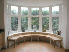 Wooden Bay Window Seat Could Entrancing Bay Windows Design