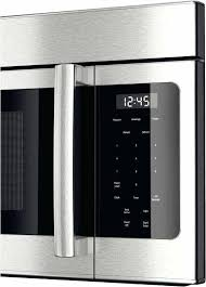 countertop microwave with handle