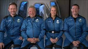 William Shatner channels Captain Kirk ...