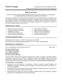 Pretty Firefighter Resume Objective Gallery Entry Level Resume
