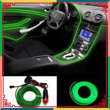 Đèn led xe hơi ô tô trang trí nội thất nguồn điện mồi thuốc dài 5m [Giá  đẳng cấp], Giá tháng 11/2020