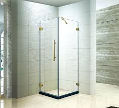 glass shower hardware square hinged tempered glass shower enclosure brass hardware inch glass shower partition hardware