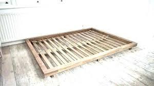 diy wood platform bed wood bed solid wood platform bed frame king low king size bed