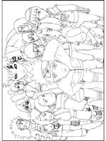 We4you2 Kleurplaten Van Naruto Tv Serie