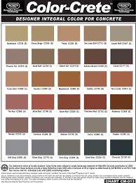 Increte Color System Hanford Sand Gravel
