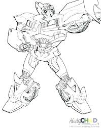 Transformers Coloring Pages Best Transformer Print Outs Images On