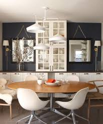 decorating ideas dining room. Large Round Dining Room Table Decorating Ideas E