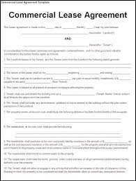 business rental agreement template