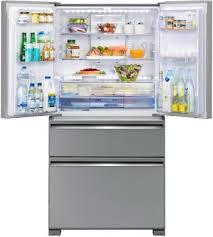 <b>Многокамерный холодильник Mitsubishi</b> Electric MR-LXR 68 EM ...