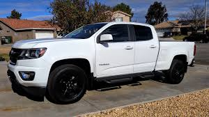 Colorado chevy colorado 5.3 : Just bought my first truck, its not square though (2016 Chevy ...