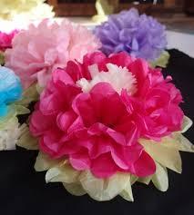 Paper Flower Wedding Decorations