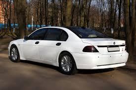 Sport Series 2004 bmw 745li : BMW 745Li, white, 2004. Rent VIP-taxi in Minsk