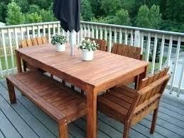 wood dining table plans free inspirational outdoor furniture plans free and inspiring outdoor wood furniture plans