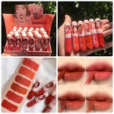 No Gloss 4 Lip คิสบิวตี้ลิปจิ๋ว 7880-03 Kiss Kissbeauty Me Ml รุ่นคิสมี