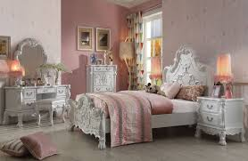 Acme Furniture Dresden Bedroom Set in Antique White by Acme ...