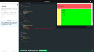 could you help margin step please codecademy could you help margin step please