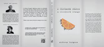 a clockwork orange book cover redesign by itsrachul on a clockwork orange book cover redesign by itsrachul