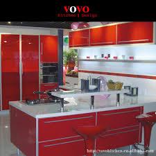 American Kitchen Design Simple Decoration