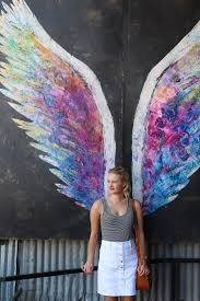 art district in los angeles my travel guide to la via treatstrends on angel wings wall art los angeles address with 48 hours in los angeles part two los angeles angeles and street art