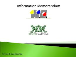 Memorandums And Letters Powerpoint Information Memorandum Authorstream