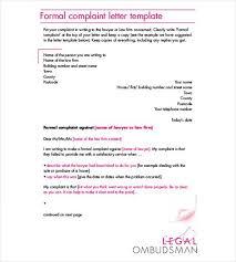 15 Complaint Letters Templates Hr Templates Free