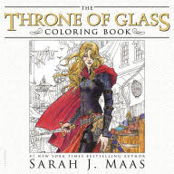 the throne of gl coloring book