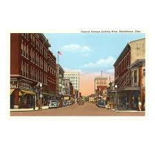 Middletown Walmart Central Avenue Middletown Ohio Print Wall Art