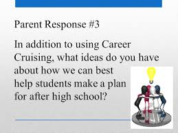 what do students do after high school career and college ready the role of the school counselor in