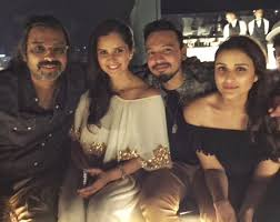 farah khan hosts birthday party for sania mirza according to reports parineeti chopra has been approached to essay her role on silver screen and the film will go on floors early next year