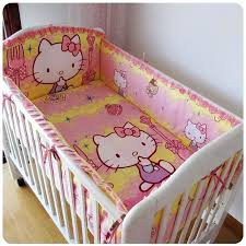 cartoon cotton baby nursery comforter cot crib bedding set in sets from mother kids on quilt