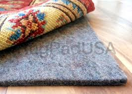 felt rug pads hardwood floors home flooring ideas area