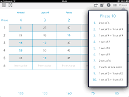 Sample Phase 10 Score Sheet Template Score Phase 24 Score Sheet 21