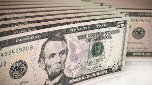 Image result for $5 bill