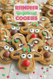 gingerbread man cookies. Contemporary Cookies Reindeer Gingerbread Cookies In Man K