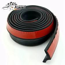 <b>Тюнинг</b> Monster <b>New</b> Rubber, мягкая черная полоса бампера для ...
