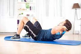 أفضل تمارين رياضة لشد البطن وحرق الدهون