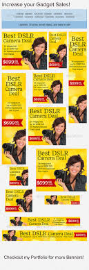 digital camera banner ad template by admiral adictus graphicriver digital camera banner ad template banners ads web elements