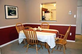 two tone dining room color ideas. two toned painting ideas paint for dining rooms color room with . tone