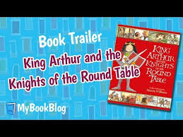 book trailer king arthur and the knights of the round table