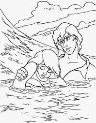 Small Picture Coloring Pages Best Images About Coloring Pages Little Mermaid On