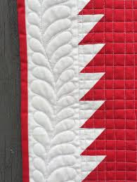 longarm quilting: Red and white Tree Everlasting quilt posted at ... & longarm quilting: Red and white Tree Everlasting quilt posted at Katy Quilts Adamdwight.com