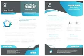 F Page Flyer Template Free New Unique Templates One Brochure