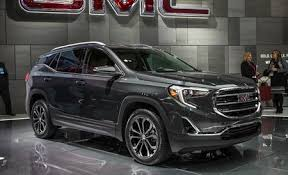 2018 gmc suv. beautiful gmc 2018 gmc terrain compact and premium at last in gmc suv