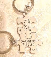 mother daughter gifts mother daughter keychain mother daughter gifts personalized