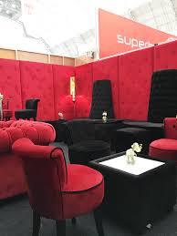 velvet furniture hire